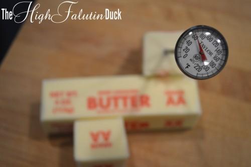 Butter Temp