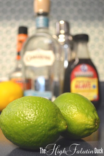 Limes and Tequila
