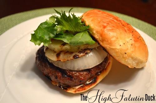 teryaki burger