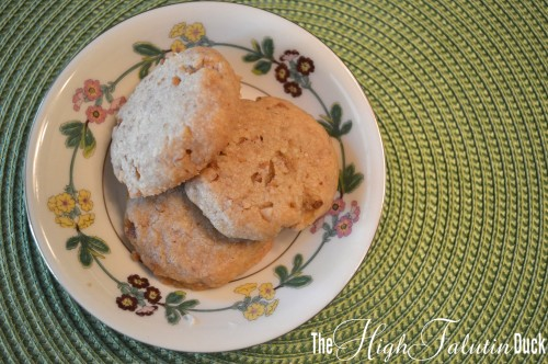 Praline Pecan Sandies2