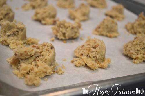 Scooped Cookies
