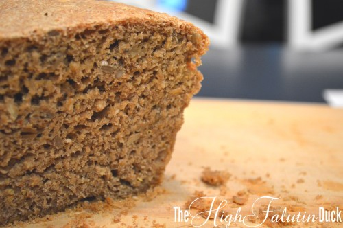 Whole Wheat & Seed Bread